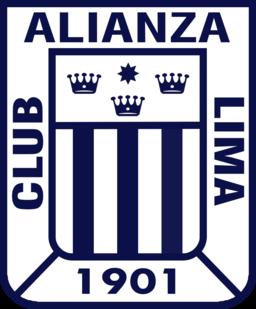 Escudo Alianza Lima 2 - 1970-1987