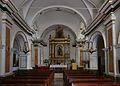 Església de santa Anna de Campell (la Vall de Laguar), interior.JPG