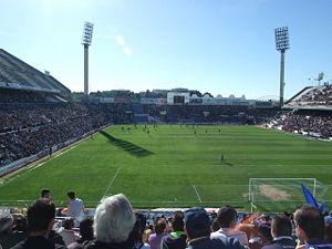 Estadio José Rico Pérez - Image: Estadio Jose Rico Perez