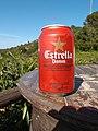 Estrella Damm, Bierdose.jpg