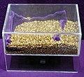 Età del ferro iniziale, tesoro di hinova, perline coniche d'oro, XII sec. ac..JPG