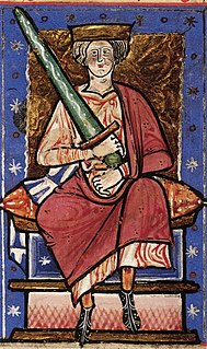 10th and 11th-century King of England