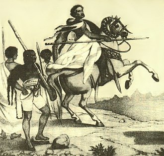 Zemene Mesafint - Ethiopian warriors