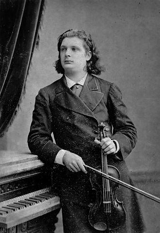 Eugène Ysaÿe - Eugène Ysaÿe in Russia, 1883