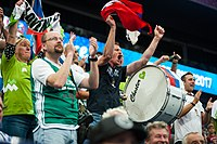 EuroBasket 2017 - Slovenia fans 1.jpg