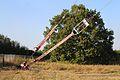 Europe1 Mast4 Pardunenabspannung oben12092016 1.JPG