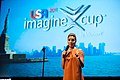 Eva Longoria at Imagine Cup 2011 08.jpg