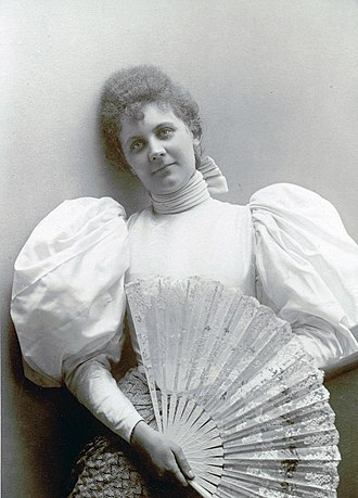 1896 in Sweden - Eva Nyblom