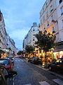 Evening, Rue Abbesses 2011.jpg