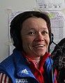 Evgenia Medvedeva Andrey Kondrashov Ivan Isaev Russian Ski Magazine (cropped).JPG
