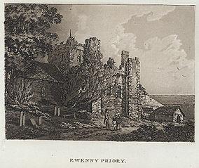 Ewenny Priory