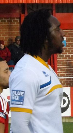 Exodus Geohaghon - Geohaghon playing for Mansfield Town in 2013