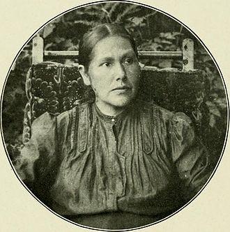 Kalapuya - Lucindra Jackson, Yonkalla tribe, Kalapuya, ca. 1912