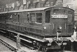 Metropolitan Railway - Image: Experimental Train