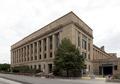 Exterior, Joseph P. Kinnerary U.S. Courthouse, Columbus, Ohio LCCN2010719604.tif