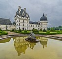 Exterior of the Castle of Valencay 31.jpg