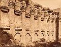 Félix Bonfils, Temple de Jupiter à Baalbek (Syrie).jpg