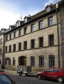 Schillerstraße in Fürth