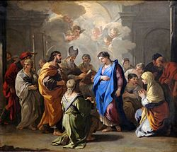 Luca Giordano: The Marriage of the Virgin