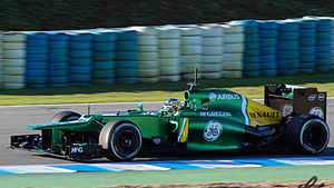 F1 2013 Jerez test - Caterham.jpg