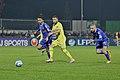 FBBP01 - FCN - 20151028 - Coupe de la Ligue - Rafik Boujedra, Lucas Deaux et Lakdar Boussaha.jpg