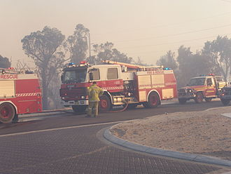 Department of Fire and Emergency Services - Image: FESA forrestdale 01 gnangarra