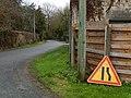 FR 17 Saint-Hilaire-de-Villefranche - Panneau AK3a.jpg