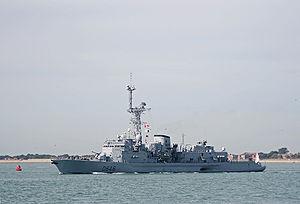 Georges Leygues-class frigate - Image: FS Latouche Treville (D 646)