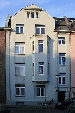 Franziskanerstraße in Mönchengladbach