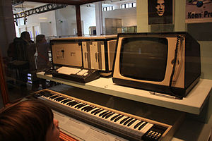 Fairlight sequencer- Oramics Exhibition, Science Museum, London.jpg