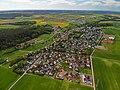 Falkendorf (Aurachtal) v.O. Luftaufnahme (2020).jpg