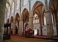 Famagusta - Gazimagusa Lala-Mustafa-Pasha-Moschee (Nikolauskathedrale) Innen Langhaus Ost 3.jpg