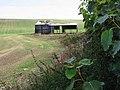 Farm buildings near Mystole Lane - geograph.org.uk - 569975.jpg