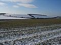 Farmland around Wadlow Farm - geograph.org.uk - 1158650.jpg