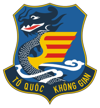 South Vietnam Air Force - Emblem of the South Vietnamese air force