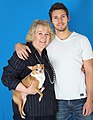 Faye Snyder and son Scott Clifton.jpg