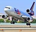 """Federal Express FEDEX McDonnell Douglas MD-10-10(F) N68059 (cn 46907-78) """"Buck"""" (5844200092).jpg"""