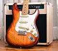 Fender American Standard Stratocaster body + Ibanez TSA30 (by Christian Mesiano).jpg