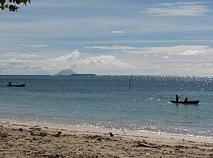 Fenualoa - Image: Fenualoa lagoon 2