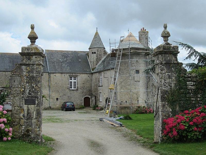 Ferme du Breuil, manoir du 16ème siècle fr:Colomby