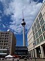 Fernsehturm Alexanderplatz Berlin Germany - panoramio.jpg