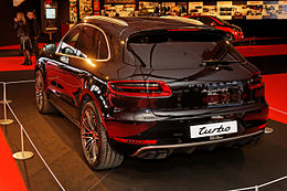 Festival automobile international 2014 - Porsche Macan - 004.jpg