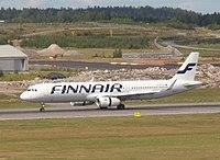 OH-LZL - A321 - Finnair
