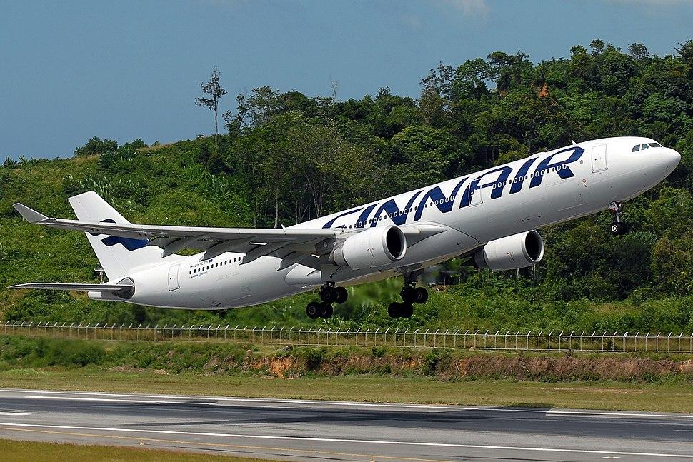 Finnair Airbus A330-302E Prasertwit-2