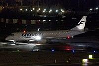 OH-LKN - E190 - Finnair