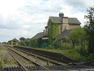 Finningley railway station Former railway station in South Yorkshire, England