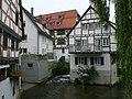 Fischerviertel, Ulm (Fishermen's Quarter, Ulm) - geo.hlipp.de - 21325.jpg