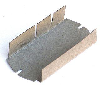 Vulcanized fibre - Image: Fish Paper