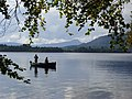 Fishermen, Lake of Menteith - geograph.org.uk - 606214.jpg