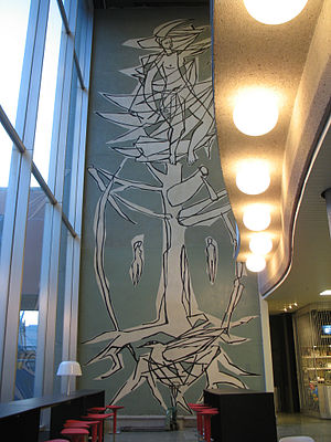 Oslo Airport, Fornebu - Arrival and Departure by Kai Fjell